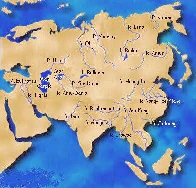 un rio importante de asian countries essay